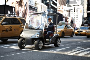 Garia LSV In NYC