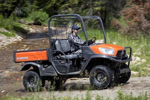 kubota introduces new x series utvssmall vehicle resource blog. Black Bedroom Furniture Sets. Home Design Ideas