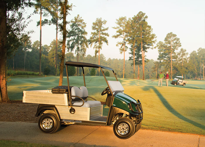 New Carryall UTV from Club Car