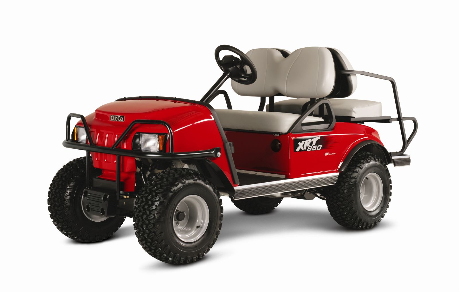 Club Car XRT850 utility vehicles will soon feature a new Subaru EFI engine.