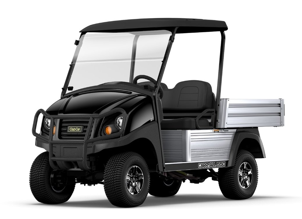 Club car is targeting the commercial market with the for Auto motor club comparisons