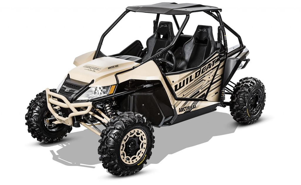 Arctic Cat Launches New 2016 Side By Sidessmall Vehicle