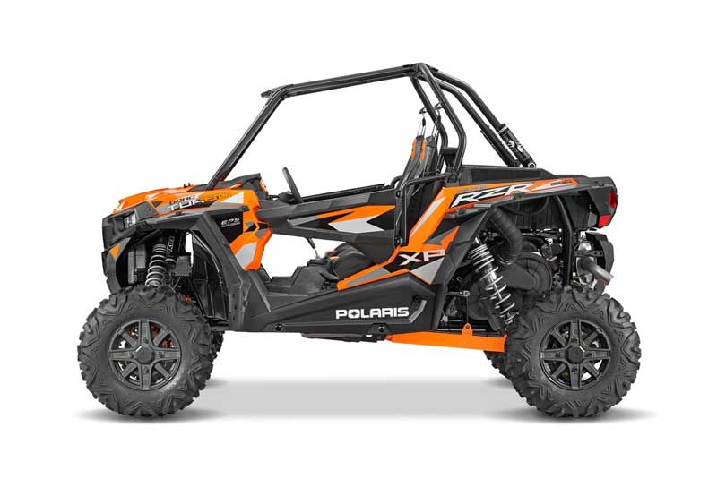 The Polaris RXR XP Turbo is being recalled because of a potential fire hazard.
