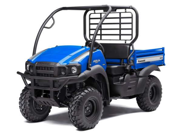 The new 2017 Kawasaki Mule SX 4x4 XC.