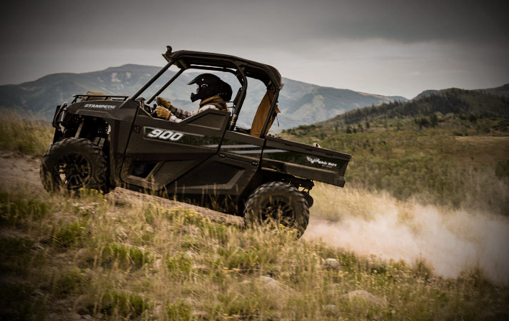 Bad Boy Off Road Rebranded Textron Off Road Small