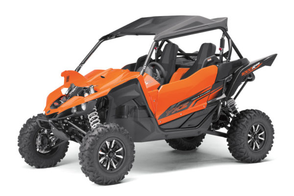 The 2017 YXZ1000R SS in Blaze Orange.