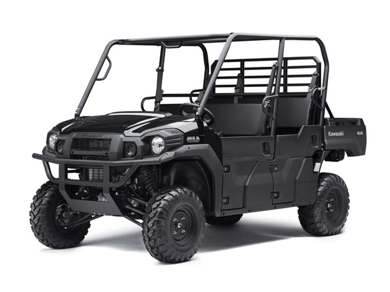 One of the Kawasaki Mule models being recalled.