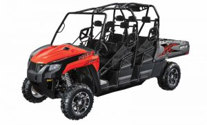 The 2017 Arctic Cat 700 HDX Crew model is also part of the recall.
