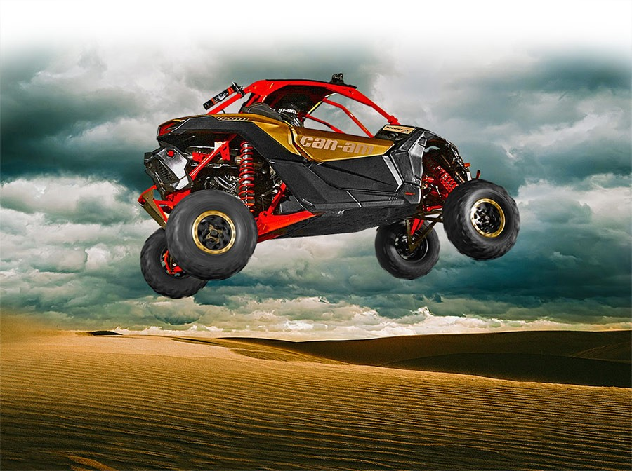 Can-Am Maverick X3 X rs side-by-side