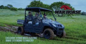 War Horse 4x4 Hybrid Crew Maxx
