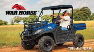 War Horse 4x4 Hybrid Maxx