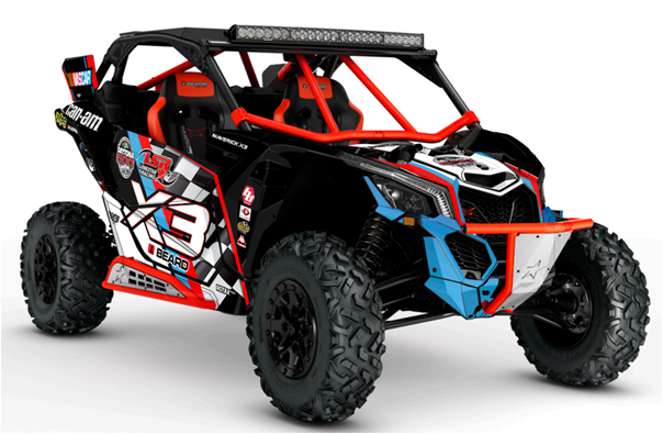 Can-Am Maverick X3 Daytona