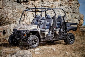 Intimidator Crew utility vehicle