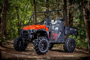 Intimidator Enforcer utility vehicle