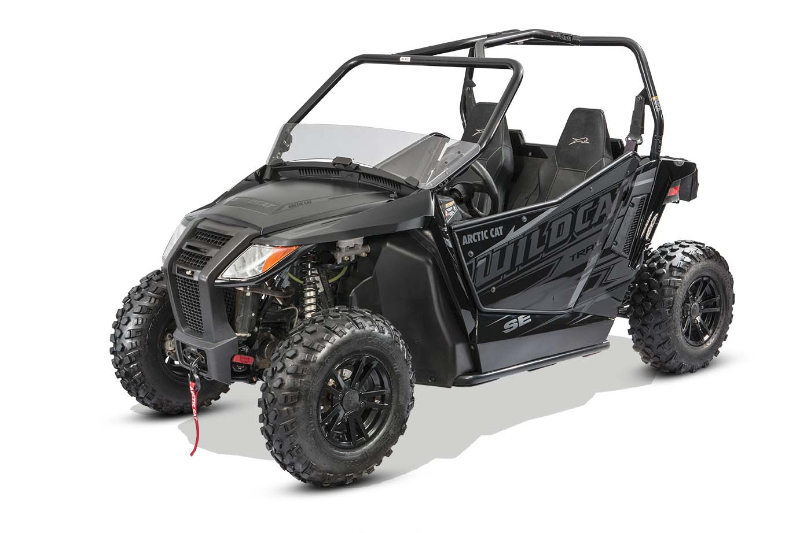 Arctic Cat Wildcat Trail SE EPS