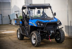 New Holland Rustler 850