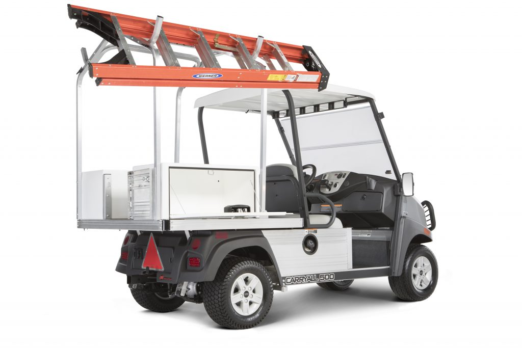 The Club Car Carryall 500 Facilities-Engineering Vehicle
