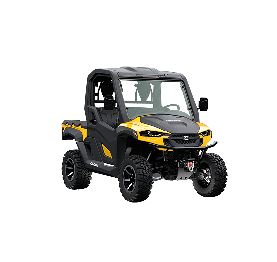 The new Cub Cadet Challenger 750 utility vehicle