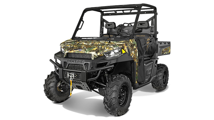 Polaris 2015 Ranger XP 900 EPS Hunter Deluxe Edition