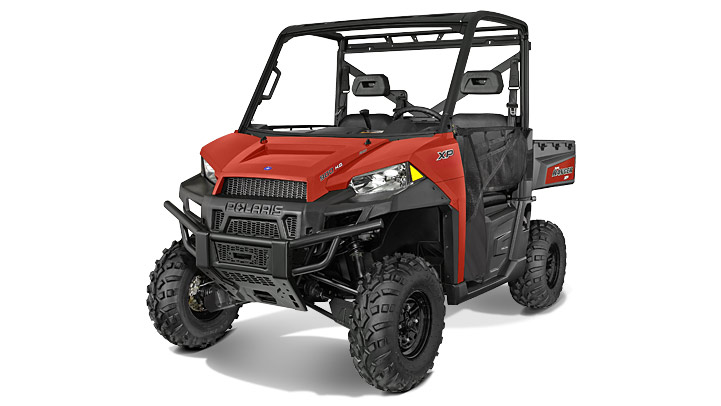 Polaris 2015 Ranger 900 XP Solar Red