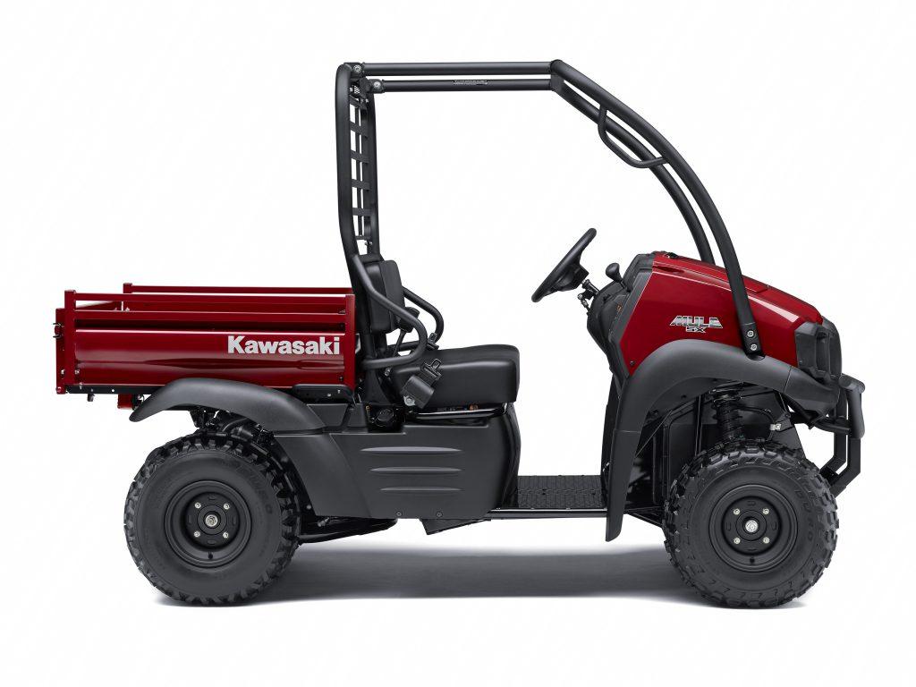 2017 Kawasaki Mule SX