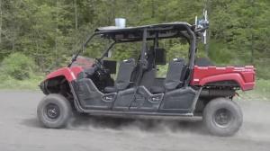 Yamaha Viking VI autonomous driving