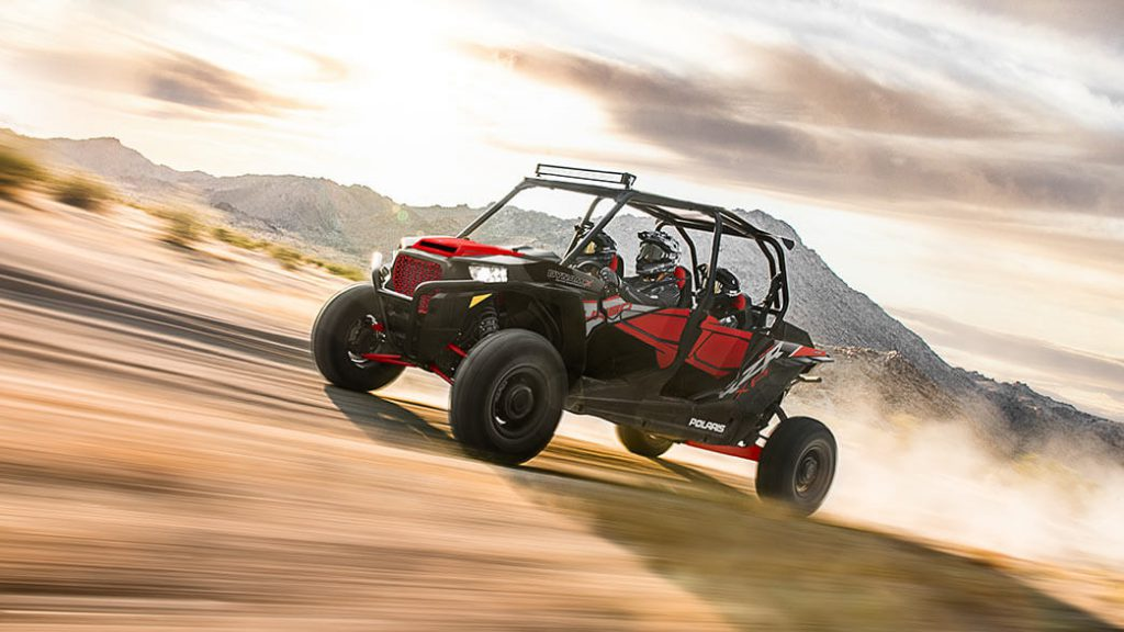 2018 Polaris RZR XP 4 Turbo DYNAMIX