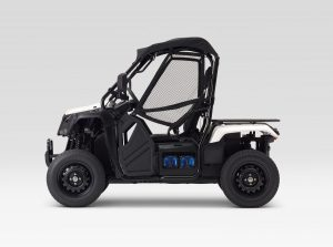 Honda Electric Pioneer 500