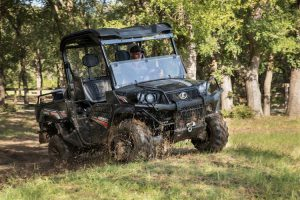 Kubota RTV-XG850 Sidekick utility vehicle