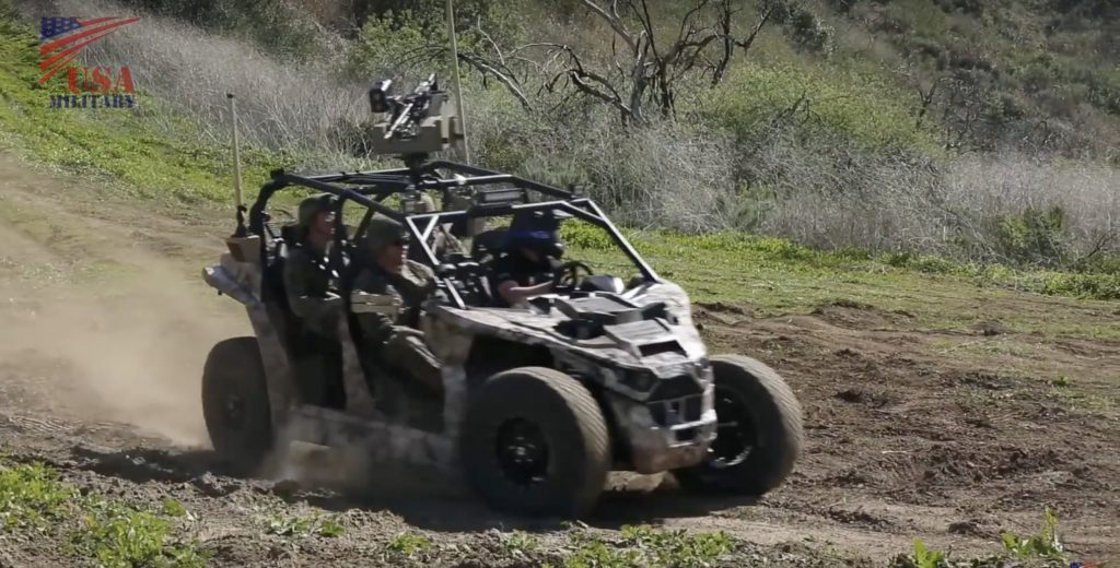 Electric Nikola Reckless UTV