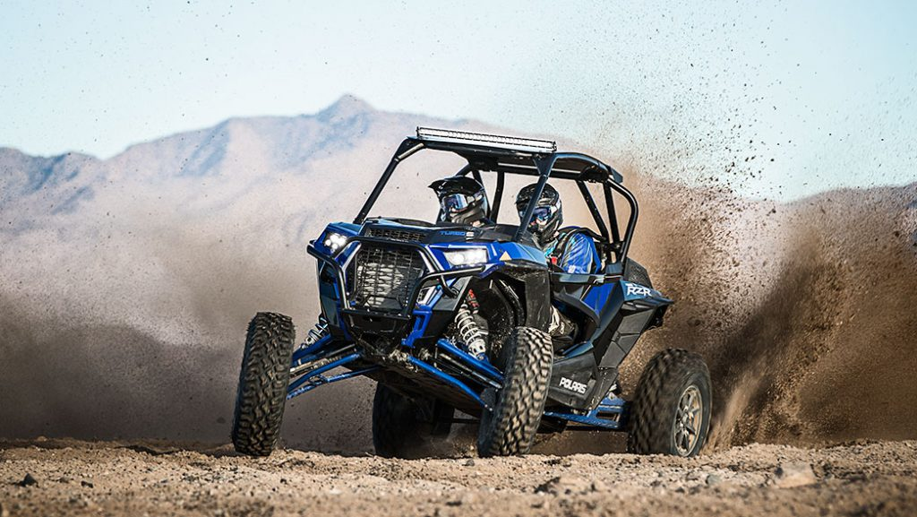 Polaris RZR SP Turbo S