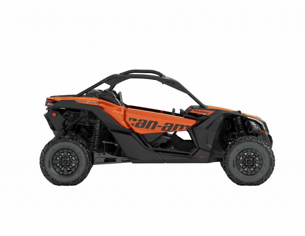 2019 Maverick X3 X ds Turbo