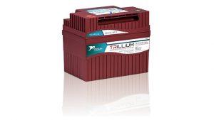 Trojan Trillium lithium battery