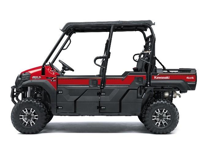 Kawasaki Mule Pro