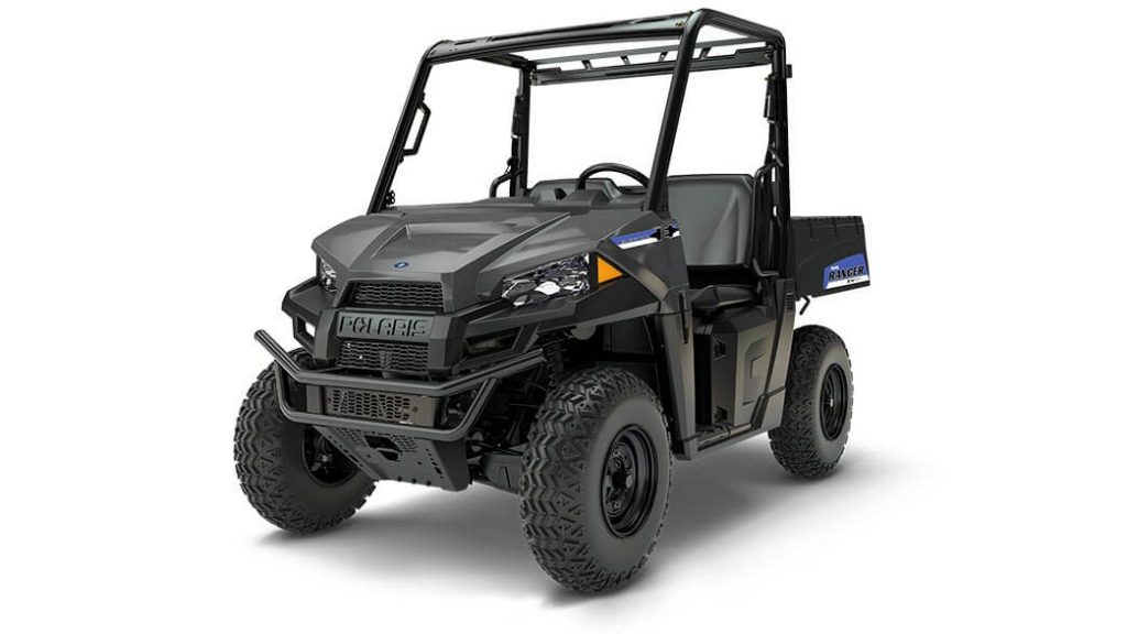 Polaris Ranger EV electric UTV.