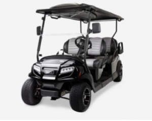 Club Car Onward with lithium batteries