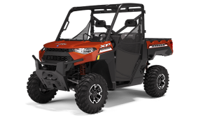 Polaris Ranger XP 1000 utility vehicle