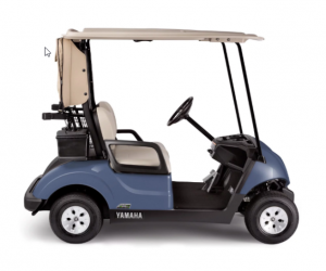 Yamaha Golf Car Drive2 model