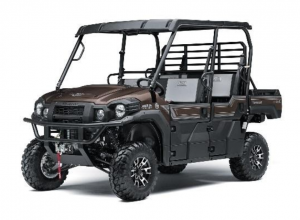 Kawasaki 2019 Mule PRO-FXT Ranch Edition utility vehicle