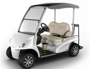 Garia Golf 2+2 golf car