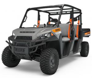 Polaris Pro XD 4000G utility vehicle