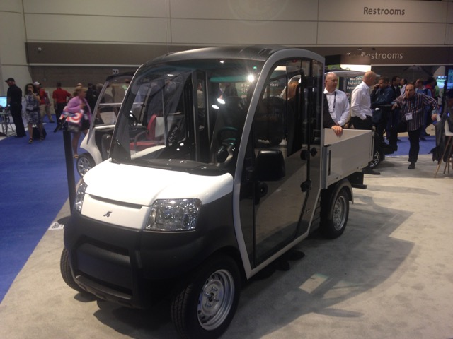 Garia expects success of their utility vehicle in Europe will carryover in the US market