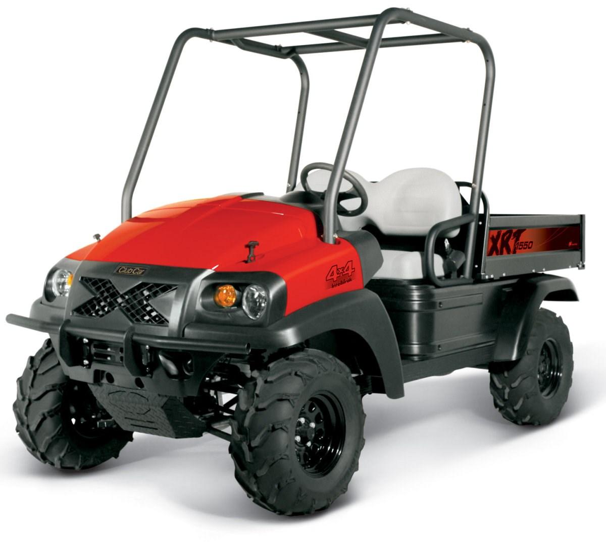 Small Vehicle Resource  Club Car Utility Vehicles  Xrt 1550