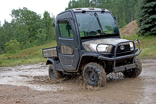 small vehicle resource kubota rtv x series rtv x 1100c camo. Black Bedroom Furniture Sets. Home Design Ideas