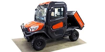 Small Vehicle Resource: Kubota RTV-X Series: RTV-X 1100C Orange